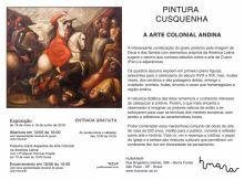 PINTURA CUSQUENHA - A Arte Colonial Andina